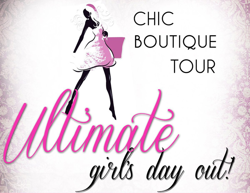 Chic Boutique Tour - Spring Indulgence Shopping Soiree