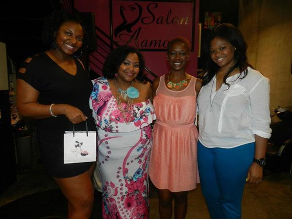 Oh! Nikka & Two Stylish Kays - Blogiversary at Salon Aamono