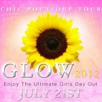 The Chic Boutique Tour is set to GLOW again this Summer