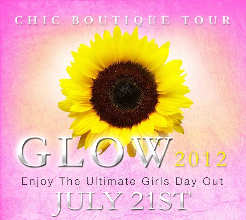 Chic Boutique Tour - Glow - Summer 2012