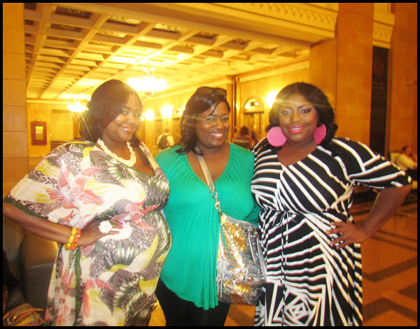 Sonsi - Full Figured Fashion Week - Nikka Shae, Parker Simmons, and Lola Darling