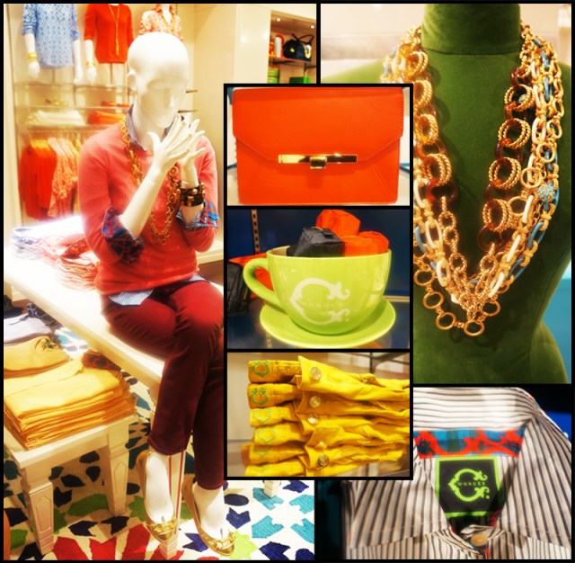 C. Wonder carries a unique assortment of personal treasures