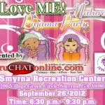 Fall 2012 Fro Fashion Week: I Love Me! Naturally Pajama Party