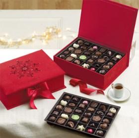 Godiva Swarovski Elements Luxury Gift Box