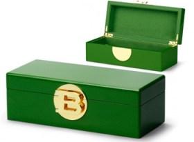 C Wonder Monogram Jewelry Box
