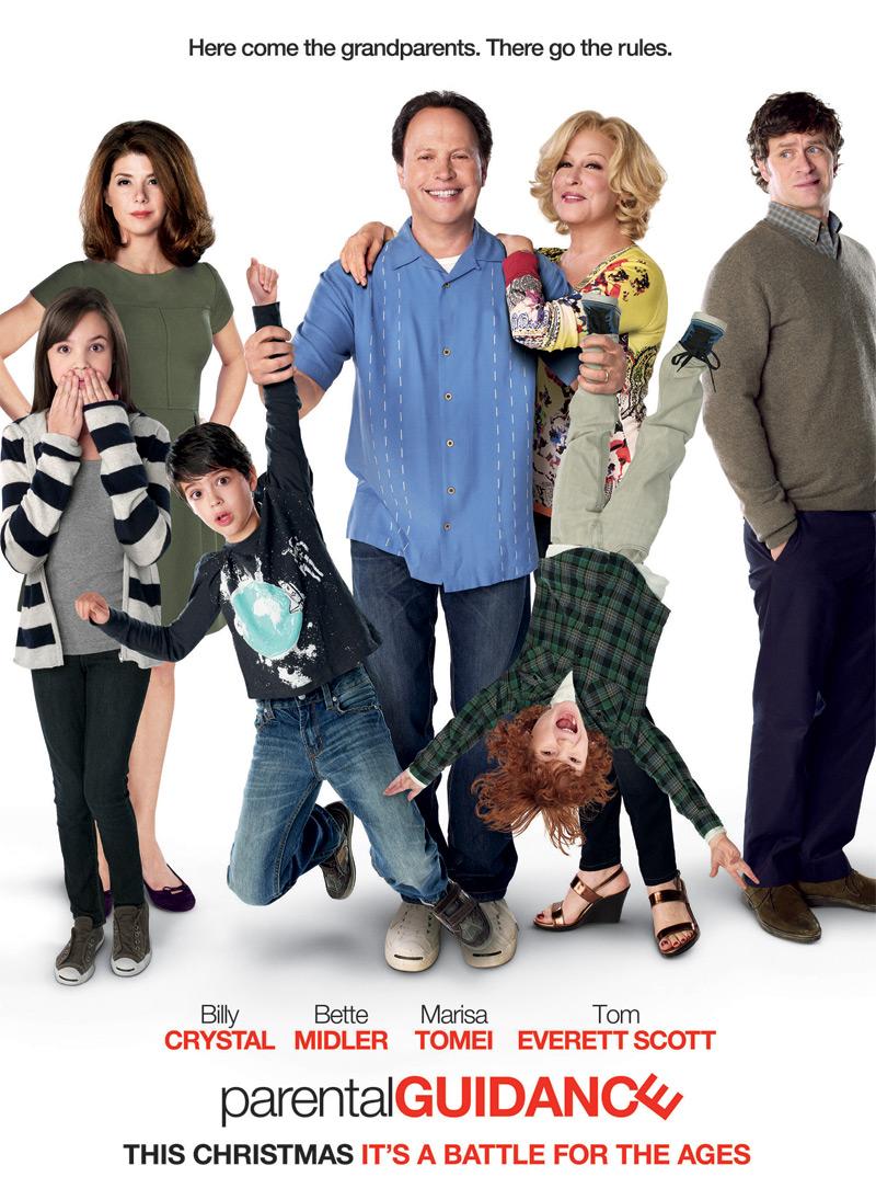 Parental Guidance movie