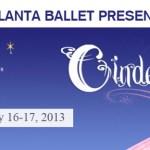 Atlanta Ballet presents Cinderella