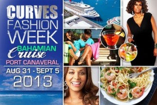 CURVES Fashion Week Cruise 2013