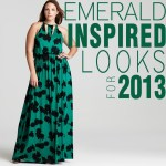 Green Envy: Fabulous Emerald-Inspired Looks for 2013