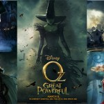 Oz: The Great & Powerful lands in theaters March 8