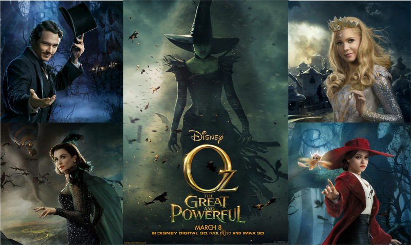 "Disney ""Oz The Great and Powerful"" movie"