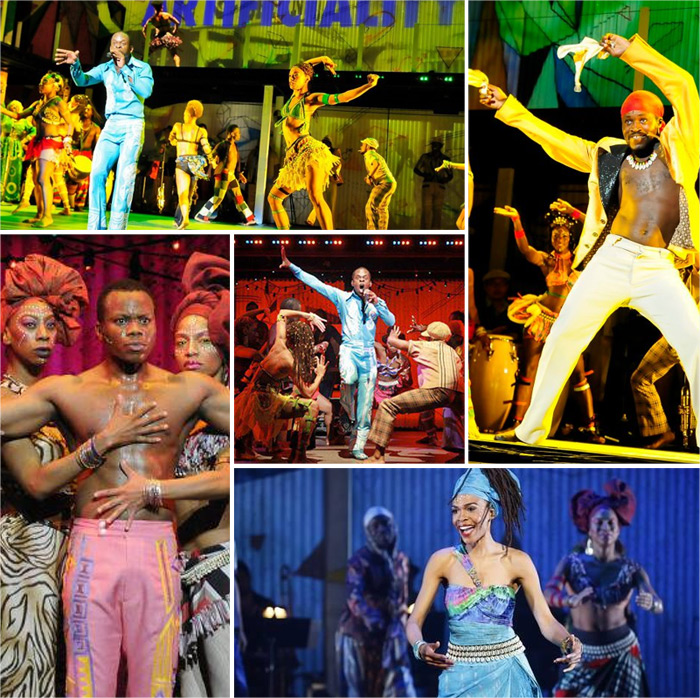 FELA! Broadway musical