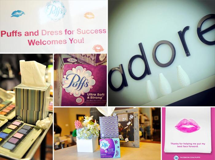 Puffs Kisses - Dress for Success - Atlanta @ Adore Hair Studio