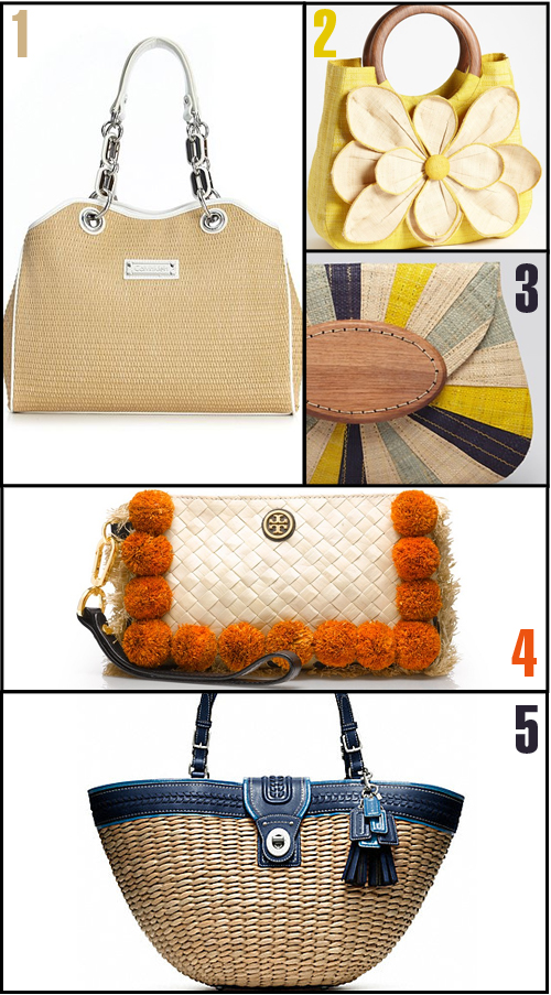 Stylish Spring Summer handbags