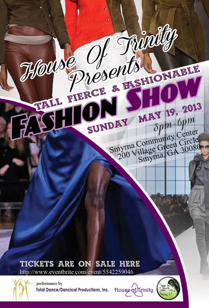 House of Trinity Fashion Show