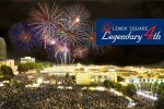Lenox Square's Legendary 4th Celebration