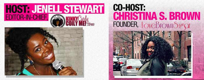 Jenell Stewart & Christina S. Brown