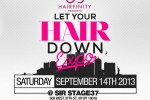 Let Your Hair Down Expo