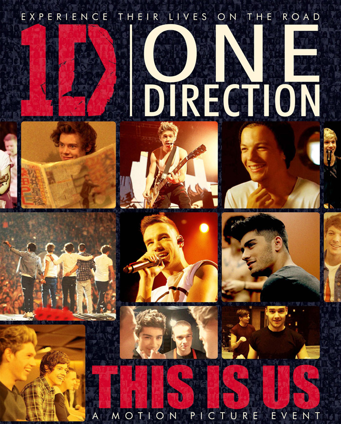 One Direction: This is Us event