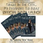 "Atlanta hosts official book launch for ""Single in the City, My Passport to Boaz"""