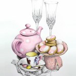 Single Wives Weekend: Sunday Tea with The Wives Society