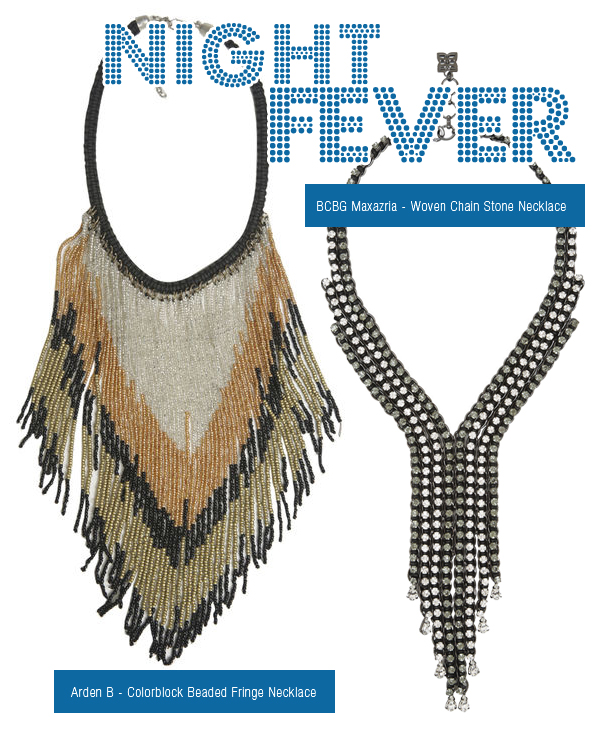 Statement Necklaces for any Occassion: Night Out