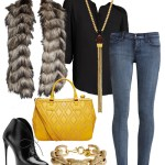 Faux Real! Fabulous Faux Leather & Fur Fashion
