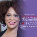 Macy's Celebrates a New Year with a New You Fashion Show Hosted by Actress and Comedian Kim Coles