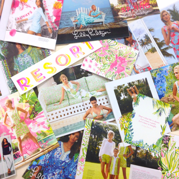 Lilly Pulitzer Resort Collection 2014
