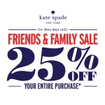 Sweet Spring Savings at Kate Spade