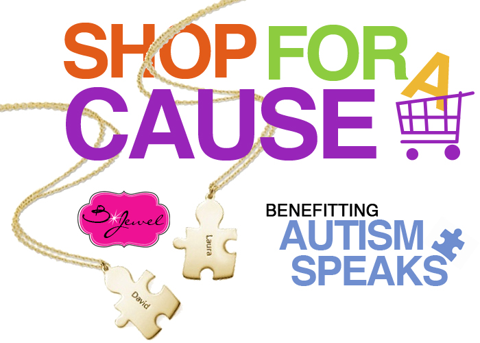 Shop For A Cause - Autism Speaks