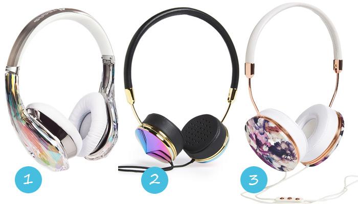 Headphones that make a Sound Statement