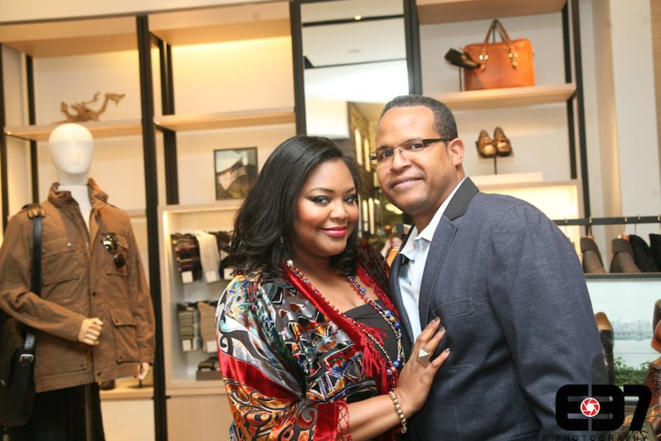 Nikka Shae Cole Haan Atlanta Fall Preview