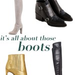 It's All About Those Boots