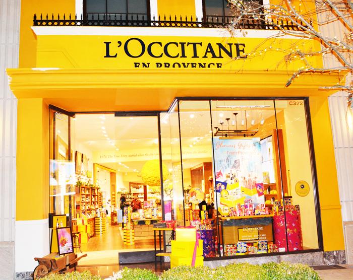 L'Occitane en Provence in Buckhead Atlanta