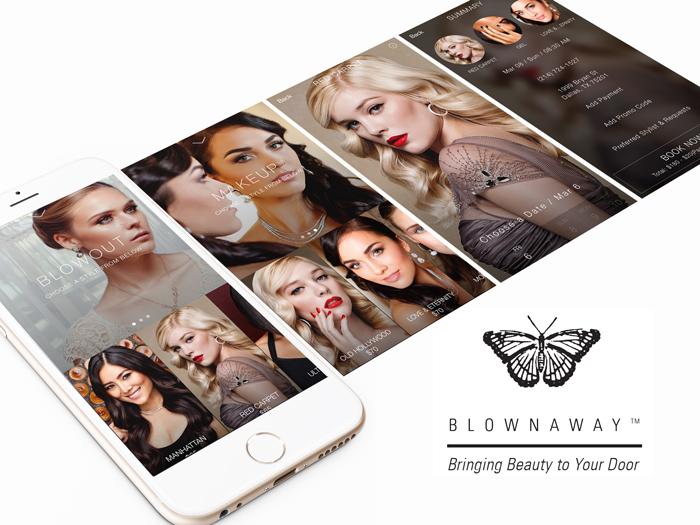 Blownaway app