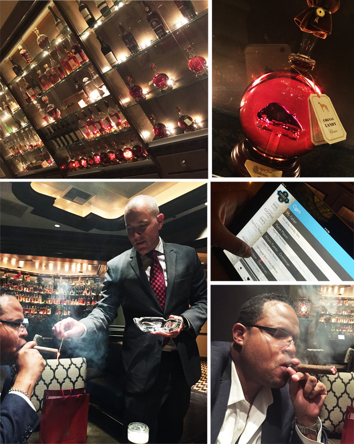 Andre's Cigar Lounge Las Vegas