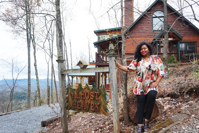 Blue Ridge Mountains Nikka Shae