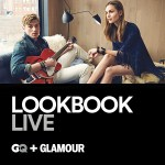 "Glamour + GQ team up for ""LOOKBOOK LIVE"""
