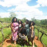 Wandering Wednesdays: Vixens at the Vineyards