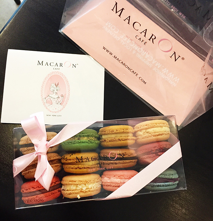 MacarOn Cafe NYC Times Square