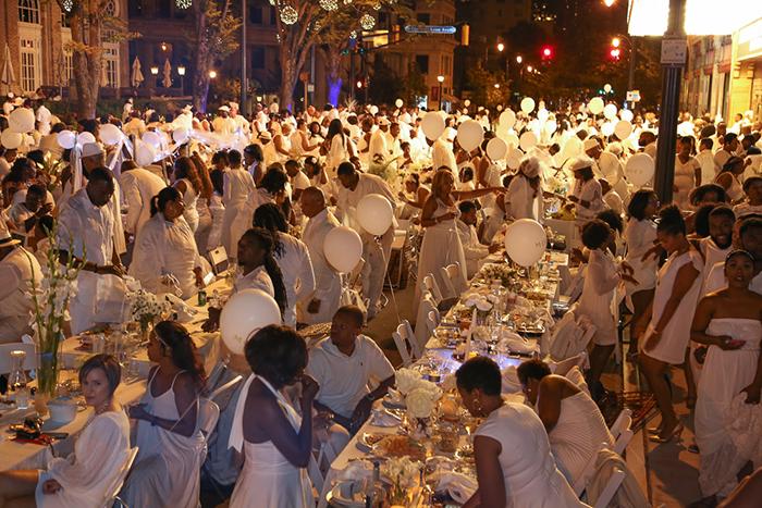 Diner en Blanc ATL