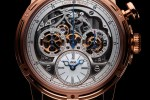 Louis Moinet Memoris watch timepiece