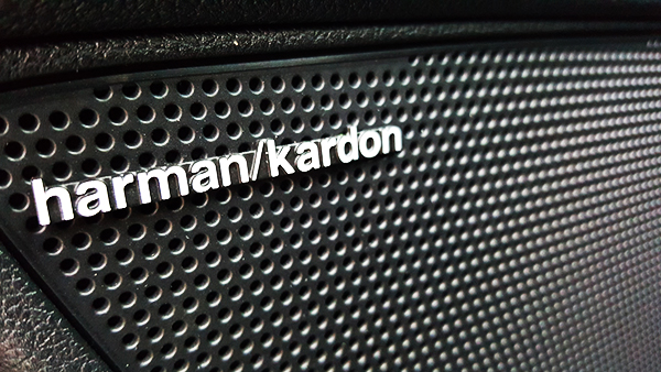 2016 Kia Optima Harman Kardon speakers