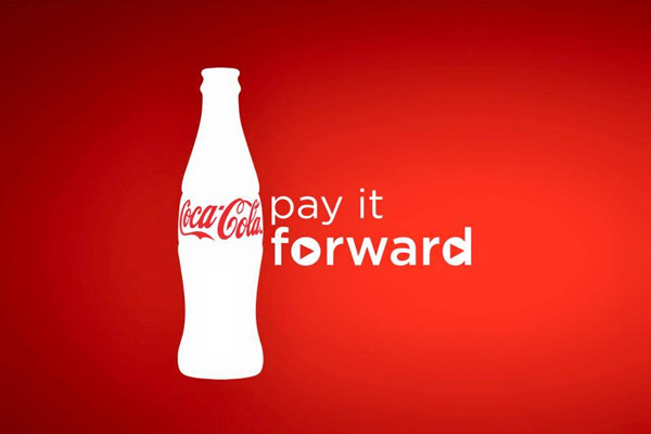 Coca-Cola Pay It Forward