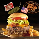 Eating (Burgers) Around the World with Hard Rock Cafe