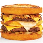You've Gotta Try BurgerFi's Limited-Time Grilled Cheese Burger Melt… Like, Now!