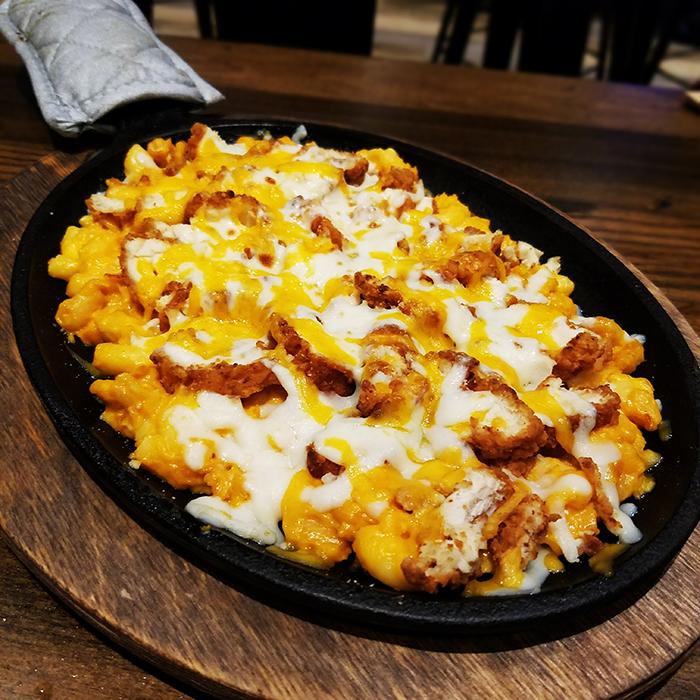 East Coast Wings + Chicken Mac & Cheese