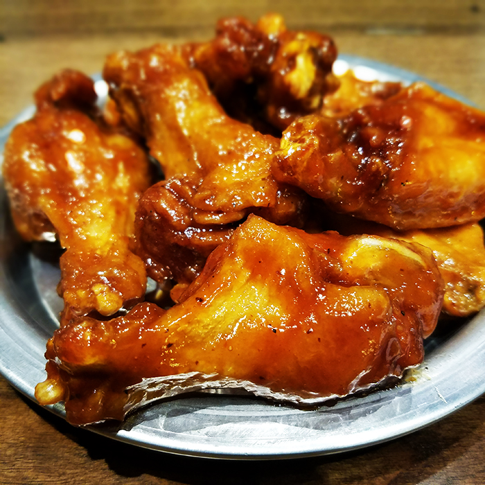 East Coast Wings + Grill BBQ Wings