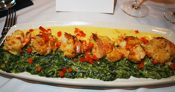 Lobster Stuffed Shrimp Bonefish Grill